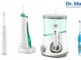 Výběr správného kartáčku a ústní sprchy může zlepšit váš celkový zdravotní stav!
